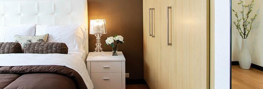 aménagement pour la chambre