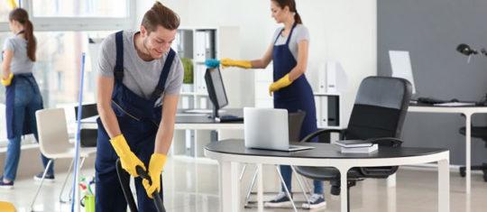 Nettoyage et entretien de bureaux en Ile de France