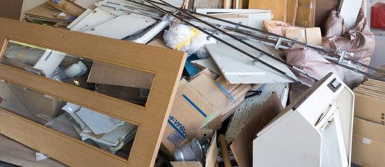 Recyclage des matériaux de déconstruction de chantiers
