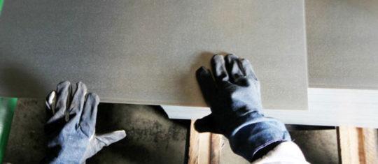 Achat de plaques aluminium sur mesure